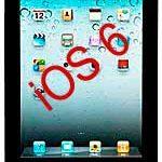 iOS6 for iphone & iPad coming soon