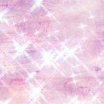 Pink Textured with White Lens Flare Star - Background